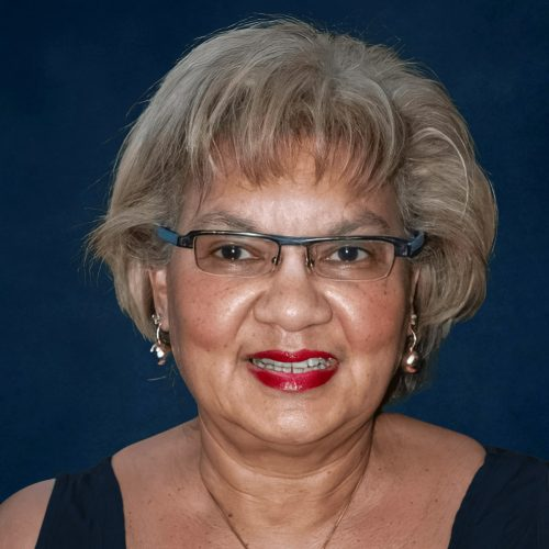 President, Donna Potts